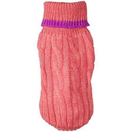 Fashion Pet Fashion Pet Cable Knit Dog Sweater - Pink