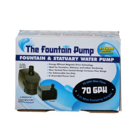 Danner Danner Fountain Pump Magnetic Drive Submersible Pump