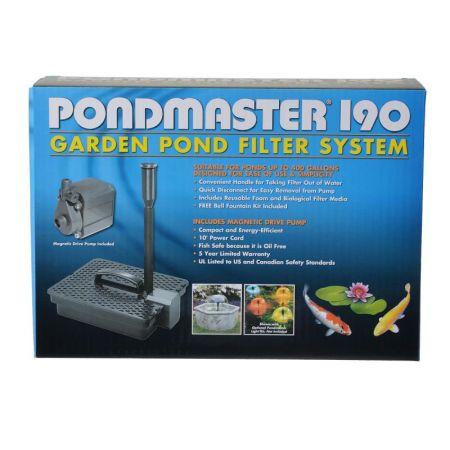 Pondmaster Pondmaster Garden Pond Filter System Kit