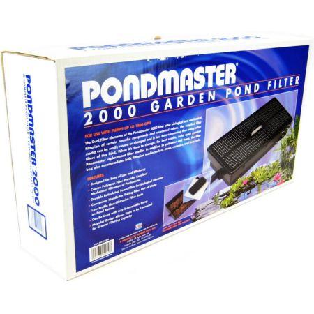 Pondmaster Pondmaster 2000 Garden Pond Filter Only