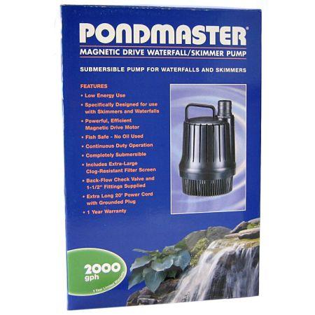 Pondmaster Pondmaster Magnetic Drive Waterfall Pump