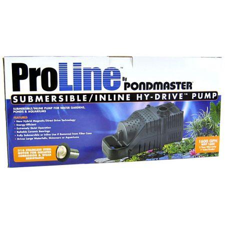 Pondmaster Pondmaster ProLine Submersible/Inline Hy-Drive Pump