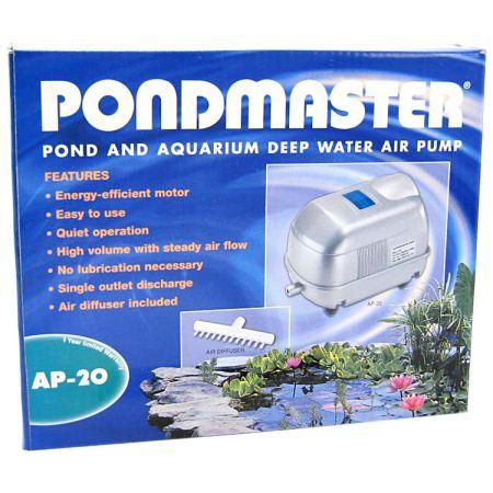 Pondmaster Pondmaster Pond & Aquarium Deep Water Air Pump