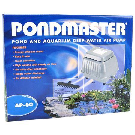 Pondmaster Pondmaster Pond Amp Aquarium Deep Water Air Pump