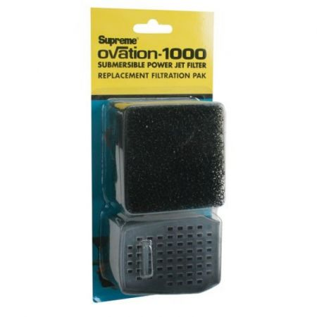 Supreme Supreme Ovation Submersible Power Jet Filter Replacement Filtration Pack