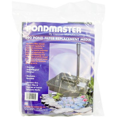 Pondmaster Pondmaster 190 Filter Replacement Media for Ponds