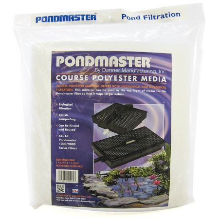 Pondmaster Coarse Polyester Media
