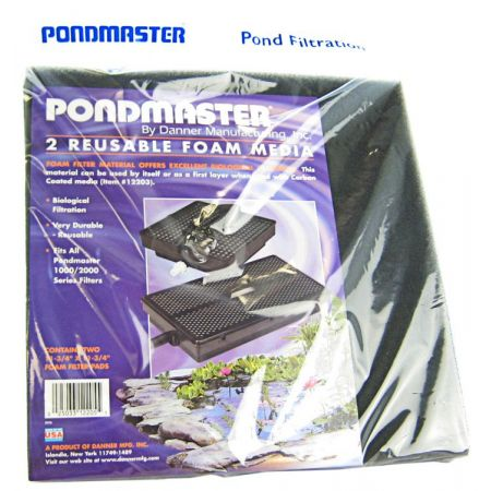 Pondmaster Pondmaster Reusable Foam Media Pads