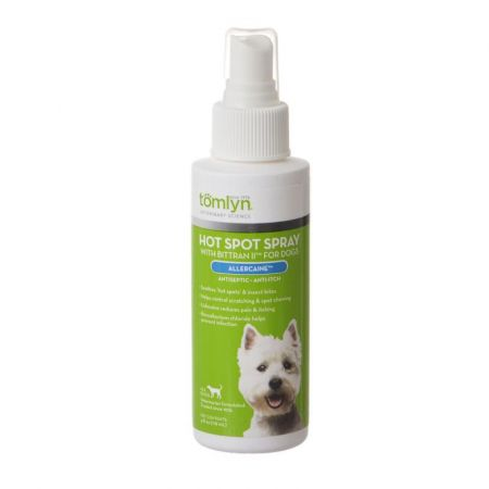 Tomlyn Tomlyn Allercaine with Bittran II Antiseptic Spray