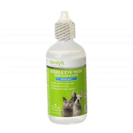 Tomlyn Tomlyn Opticlear Veterinary Eye Wash