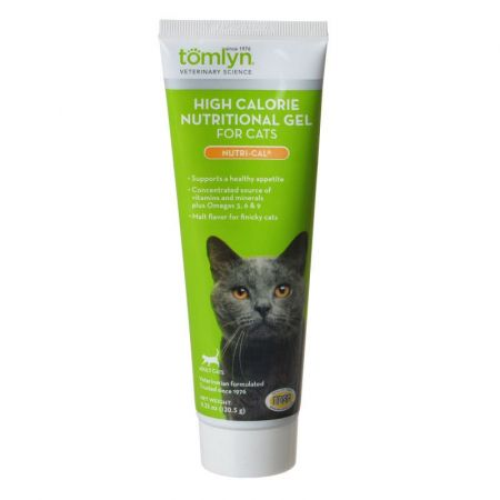 Tomlyn Tomlyn Nutri-Cal High Calorie Nutritional Gel for Cats