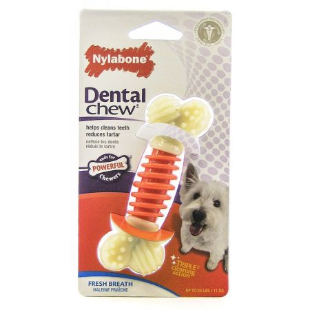 Nylabone Nylabone Pro Action Dental Chew - Fresh Breath