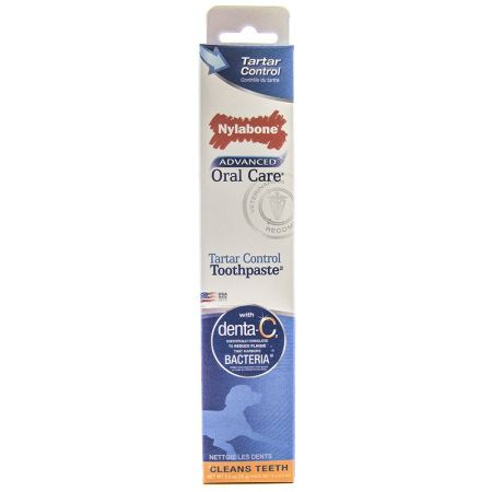 Nylabone Nylabone Advanced Oral Care Tartar Control Toothpaste