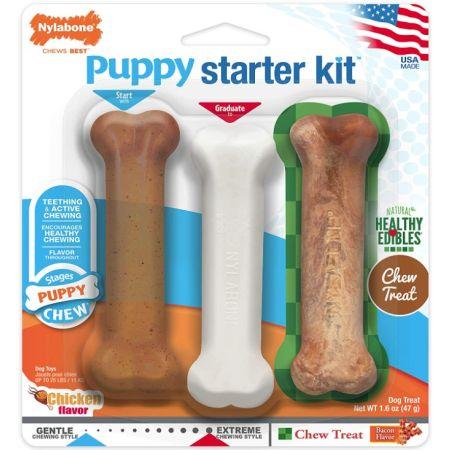 Nylabone Nylabone Puppy Starter Kit