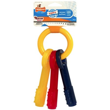 Nylabone Nylabone Puppy Chew Teething Keys Chew Toy