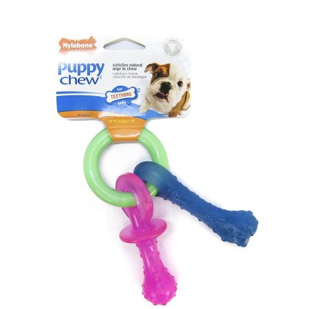 Nylabone Nylabone Puppy  Chew Teething Pacifier