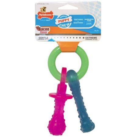 Nylabone Nylabone Puppy  Chew Teething Pacifier
