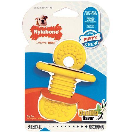 Nylabone Puppy Rhino Teether Chew Toy