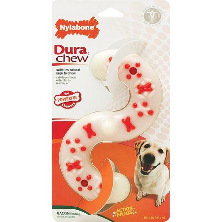 "Nylabone Nylabone Dura Chew ""S"" Shaped Dog Chew"