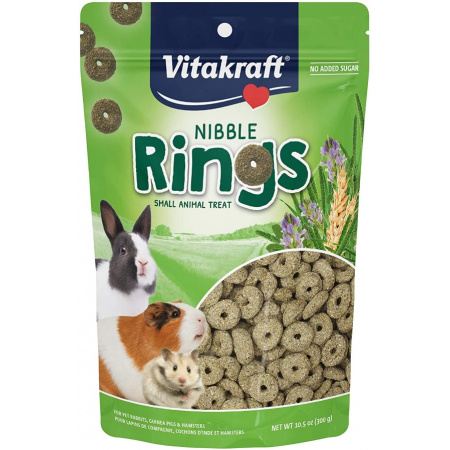 Vitakraft VitaKraft Nibble Rings for Small Animals