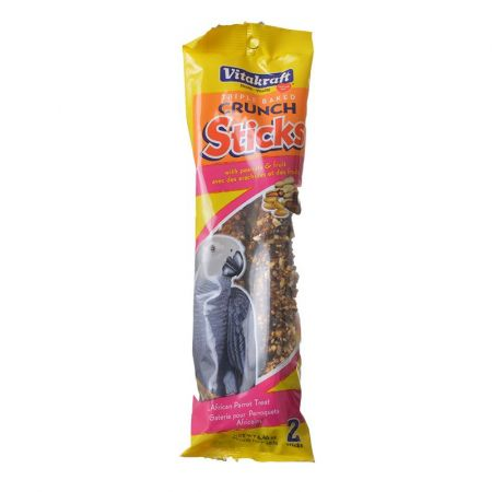 Vitakraft VitaKraft Fruit & Nut Sticks for Large African Parrots