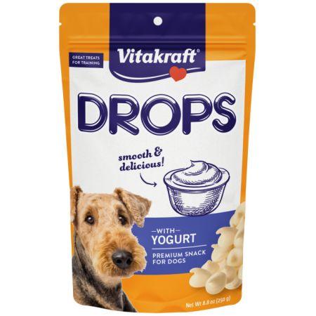 Vitakraft VitaKraft Drops with Yogurt Dog Treats