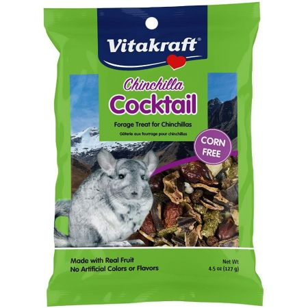 Vitakraft VitaKraft Chinchilla Cocktail Treats