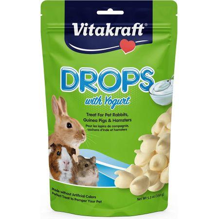 Vitakraft VitaKraft Yogurt Drops for Rabbits