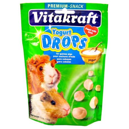 Vitakraft VitaKraft Yogurt Drops for Guinea Pigs