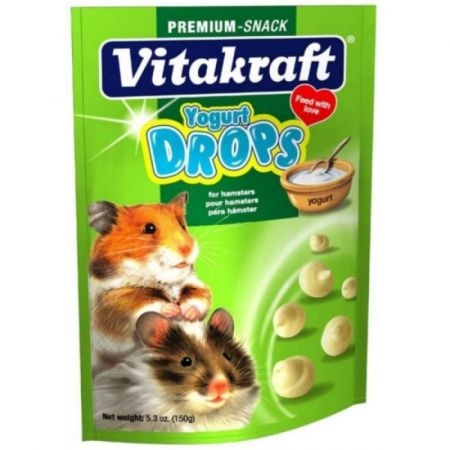 Vitakraft VitaKraft Yogurt Drops for Hamsters