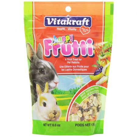 Vitakraft VitaKraft Happy Frutti for Rabbits