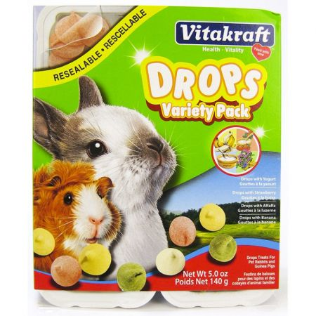 Vitakraft VitaKraft Drops Variety Pack for Small Animals