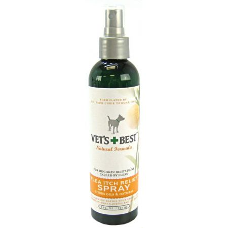 Vet's Best Vets Best Flea Itch Relief Spray for Dogs
