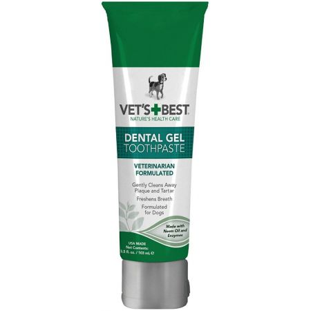 Vet's Best Vets Best Dental Gel for Dogs