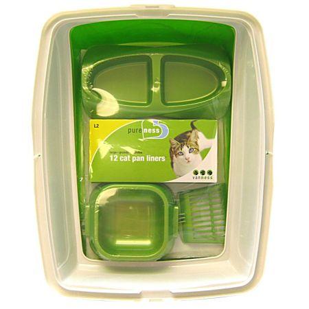 Van Ness Van Ness Cat Starter Kit