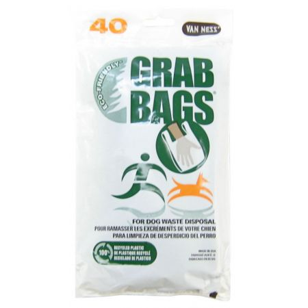 Van Ness Van Ness Grab Bags Waste Pick up Bags