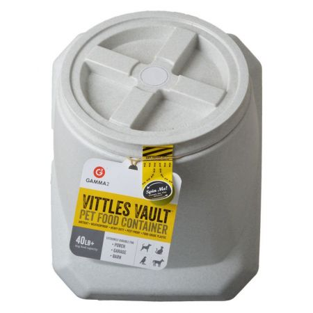 Gamma2 Vittles Vault Airtight Pet Food Container - Stackable