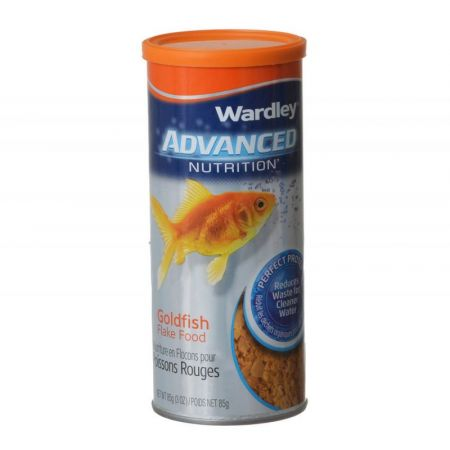 Wardley Advanced Nutrition Goldfish Flake Food alternate view 2