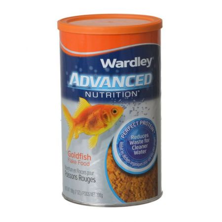 Wardley Advanced Nutrition Goldfish Flake Food alternate view 3