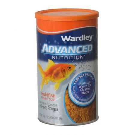 Wardley Advanced Nutrition Goldfish Flake Food