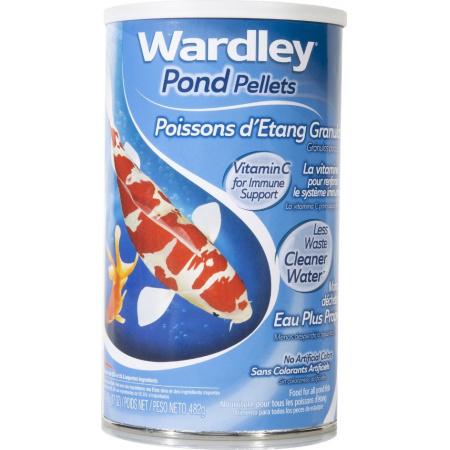 Wardley Pond Pellets for All Pond Fish