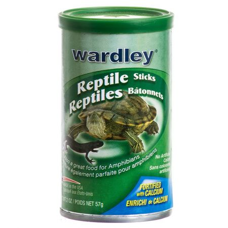 Wardley Wardley Reptile Sticks with Calcium