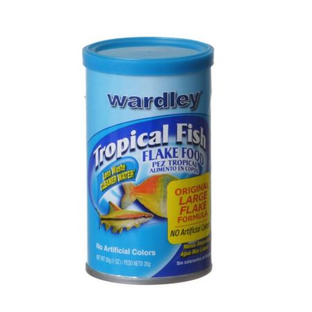 Wardley Wardley Tropical Fish Flake Food