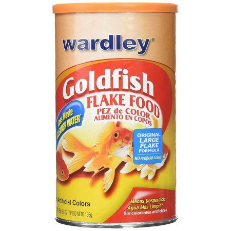 Wardley Premium Goldfish Flake Food