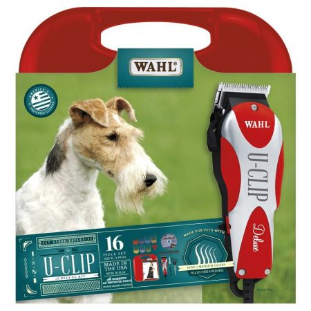 Wahl Wahl Delux-U-Clip Home Grooming Clipper Kit with DVD