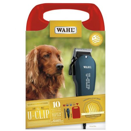 Wahl Wahl Basic U-Clip Home Grooming Clipper Kit