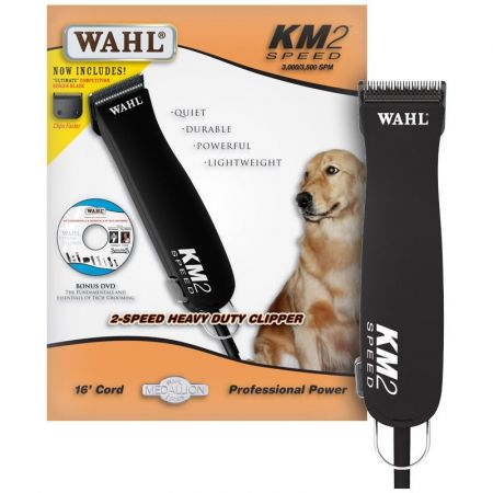 Wahl Wahl KM 2 Speed Clippers with #10 Blade
