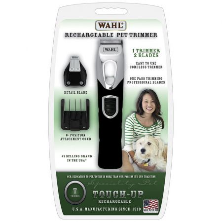 Wahl Wahl Rechargeable Pet Trimmer