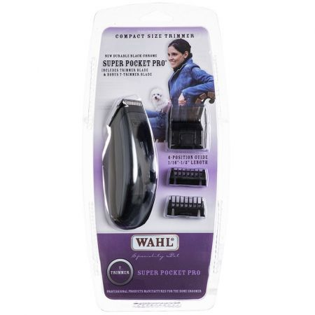 Wahl Super Pocket Pro Pet Trimmer - Battery Powered alternate view 1