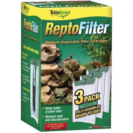 Tetrafauna Tetrafauna ReptoFilter Disposable Filter Cartridges